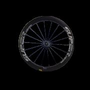 슈퍼팀 뉴핀타르 50mm 카본휠셋 실버색상 c-wave 브레이크