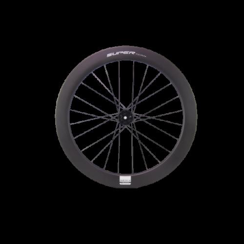 슈퍼팀 카사르 60mm 카본휠셋 블랙색상 디스크 브레이크
