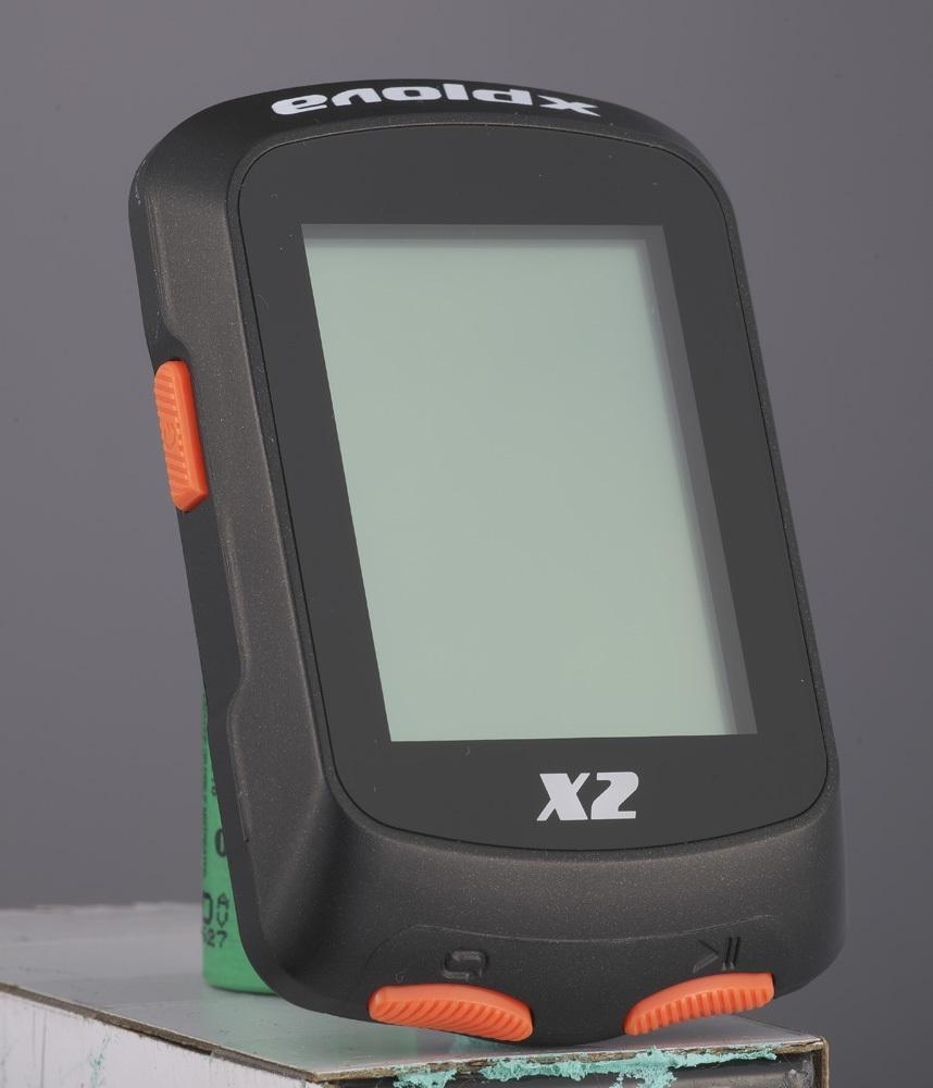 엑스플로바 Xplova X2 GPS 속도계